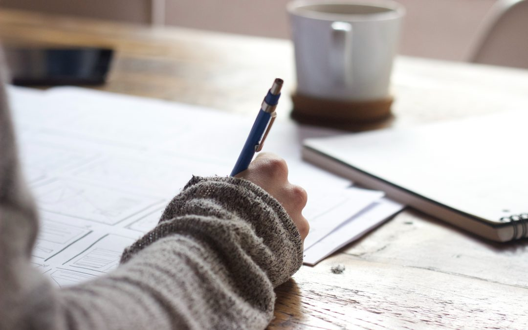 L'écriture, un outil puissant pour créer son activité 1/2