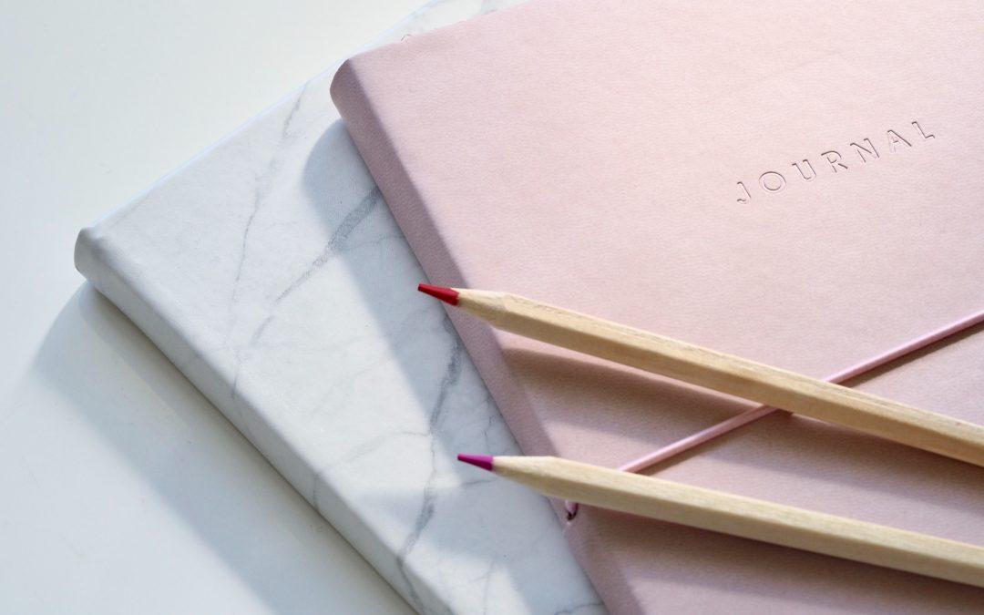 Commencer un carnet – 5 idées pour débuter!
